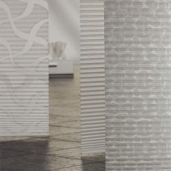 MHZ Plissee Farbkarte Weiß
