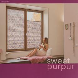 MHZ Plissee Farbkarte sweet purpur