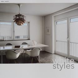 MHZ Plissee Farbkarten white styles
